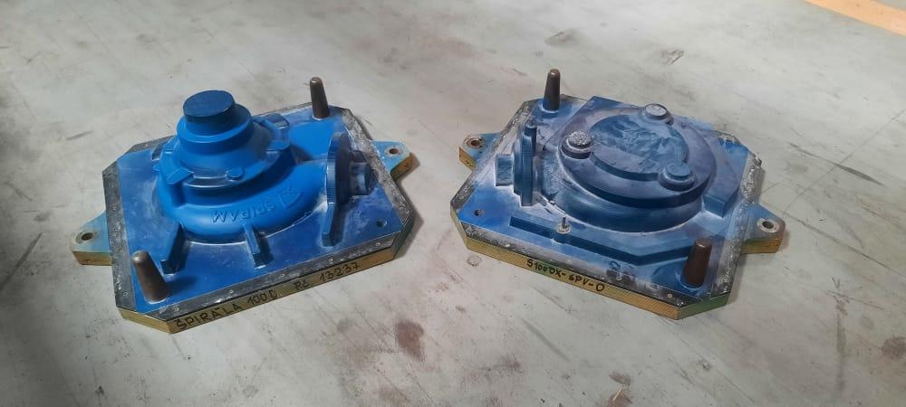 Vyhotovený model čerpadla SPIRAM.